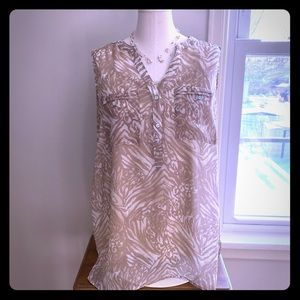 Apt. 9 Sheer Top with Camisole